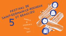 Festival de Saint Germain et Beaulieu les 7 et 8 juillet 2017