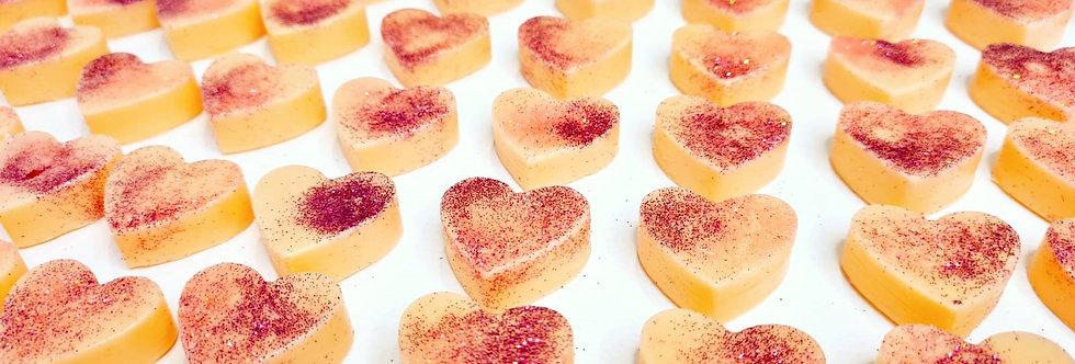 Mini Melts - Bag of Hearts