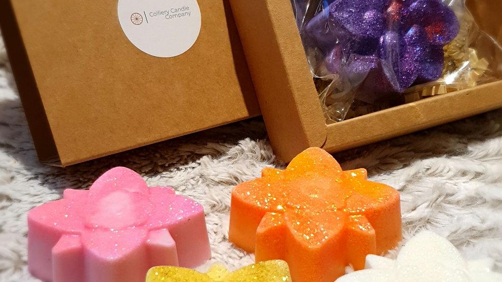 Flower Wax Melt Box - Medium