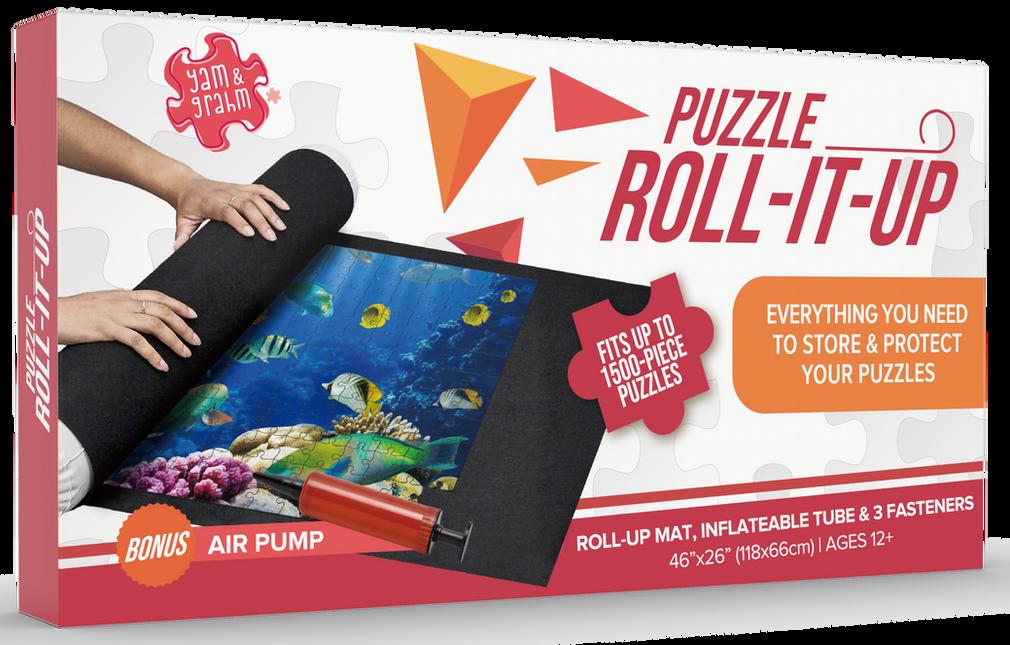 Puzzle Mat Box