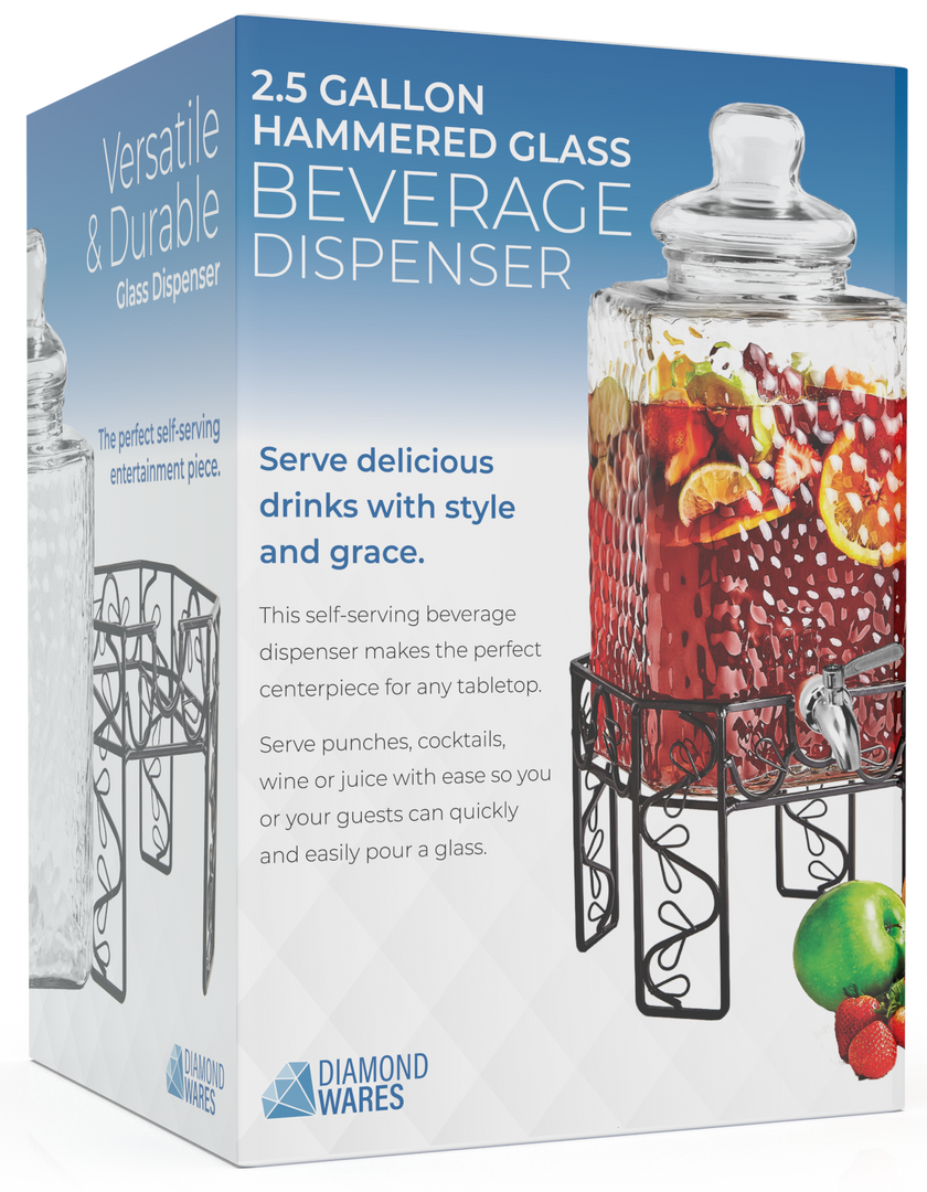 Beverage Dispenser Box
