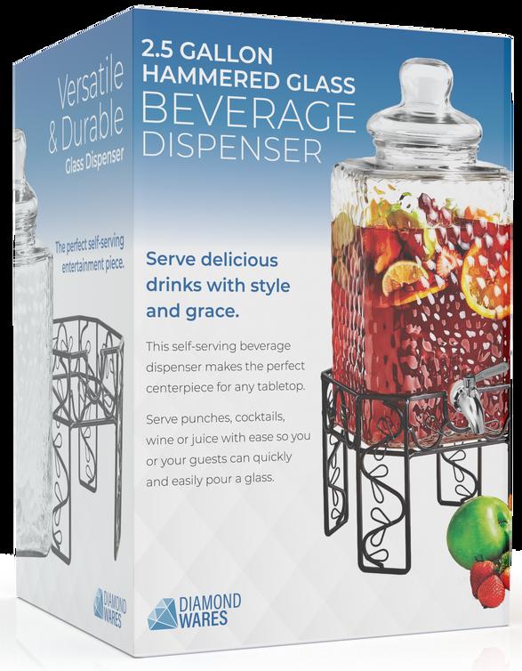 Beverage Dispenser Box
