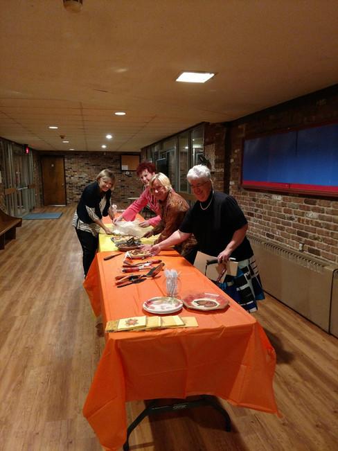 ThanksGiving Pie Social 2017
