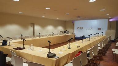 Impianti Av per sale conferenze
