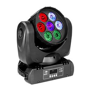 Testa mobile Spider pro lights