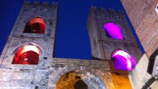 Illuminazione monumenti
