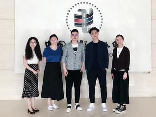 【1220 赴京推動澳門電影的發展05 — 中國電影家協會】