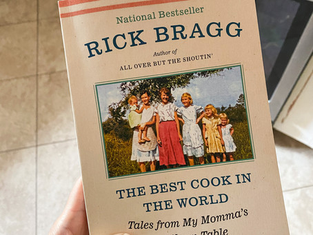 A Book Recommendation for Southern Comfort: The Best Cook in the World