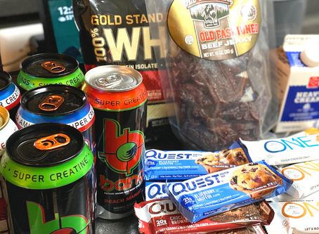 COVID Chronicles: A Meathead's Crisis Grocery Haul