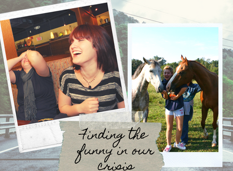 A Funny Perspective: How Laughter Helped Us Survive Our Struggle and Embrace Adventure
