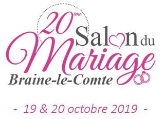 20e Salon du Mariage - 19-20 Octobre 2019
