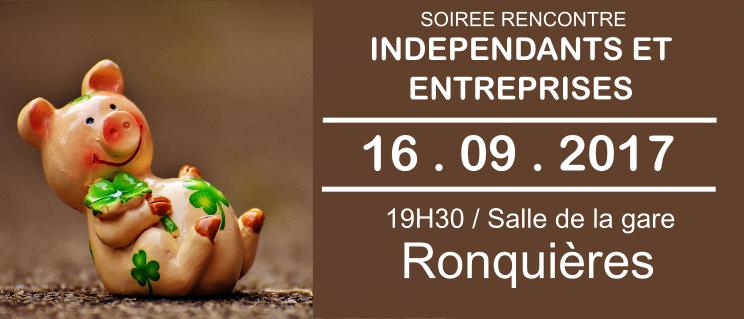 SOIREE RENCONTRE 16 SEPTEMBRE 2017