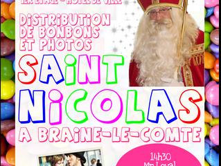 Venez, venez Saint Nicolas