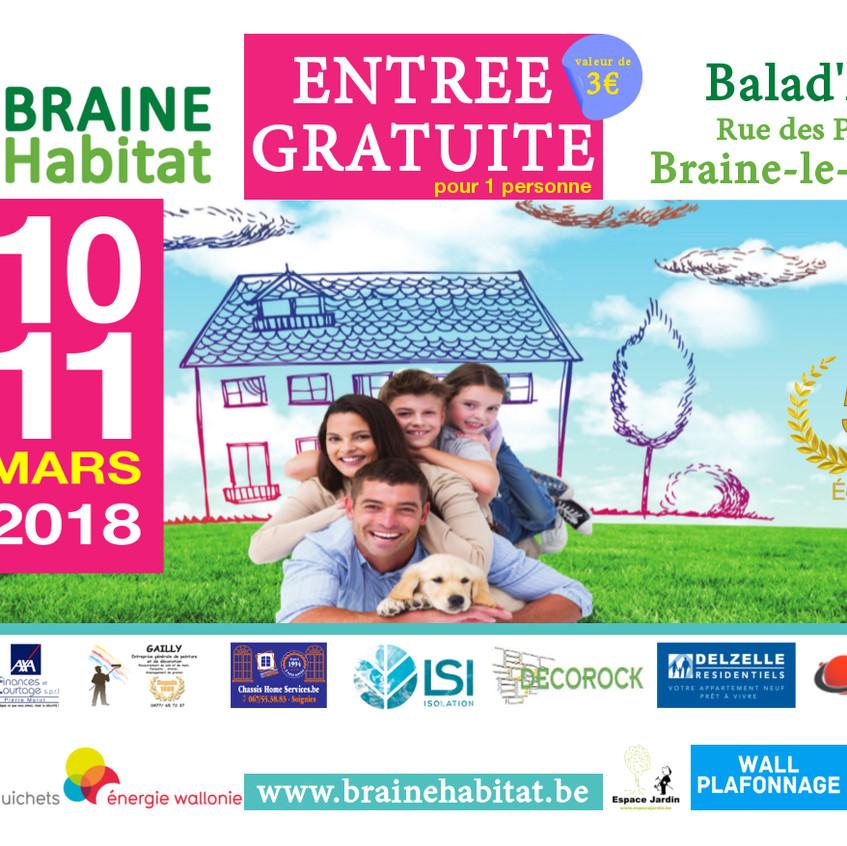 ticket gratuit 2018