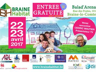 Braine Habitat 2017 | Ces 22/23 avril