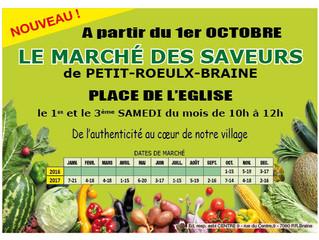 Nouveau Marché à Petit-Roeulx-lez-Braine