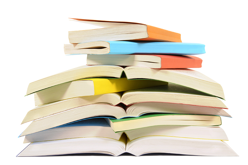 Pilha de Livros