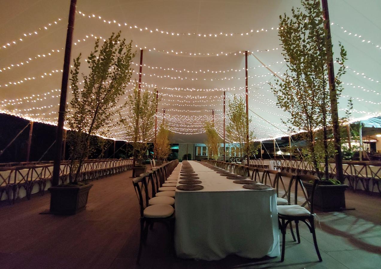 Tent Lighting Canopy