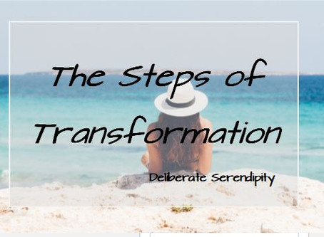 The Steps to Transformation