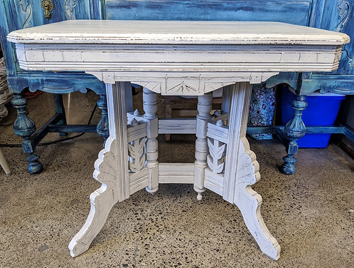 Occasional Table with Intricate Detail