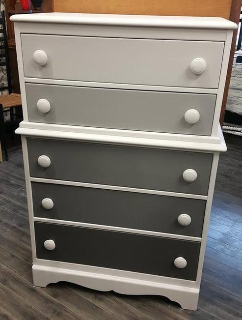 Five Shades of Grey Dresser