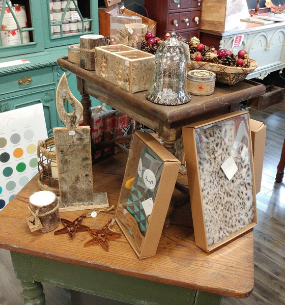 Last Minute Gift Ideas from Painted Pieces - 10% off Storewide until December 24th!