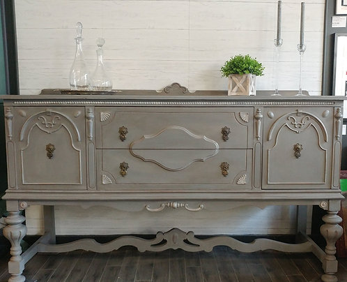 Sideboard with Pretty Detail