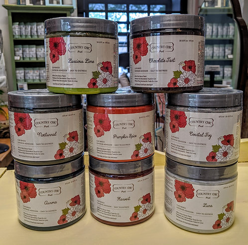 Country Chic Paint ~ Throwback Colours