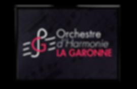 Logotype Harmonie La Garonne