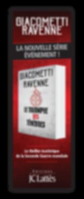 Annonce presse Giacometti Ravenne