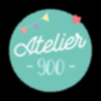 Logotype Créatrice Atelier 900