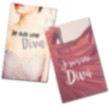 Cartes Diva Romance