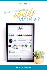 L'importance de votre identité visuelle, par Julilo Design