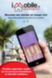 Publicité Application (Immo)bile