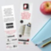 Marque-page Application Marque-page éditions Leducs