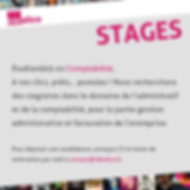 Offre de stage agence Idealice