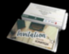 Invitation éditions Charleston