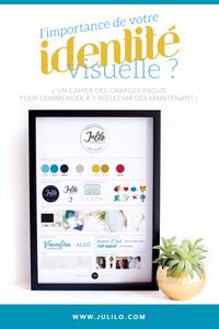 L'importance de votre identité visuelle, Julilo Design