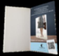 Publicité Corina Bomann éditions Charleston