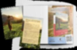 Supports de communication Cueilleuse de thé éditions Charleston