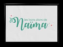 Logo Les bons plans de Naima