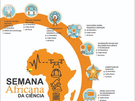 NEF Africa Science Week Guinea-Bissau