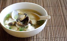 A Clam Soup