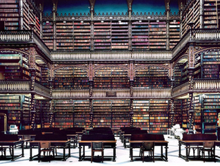 Library Porn by Candida Höfer : How does it make you feel?