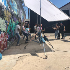 Dance Video Graffiti