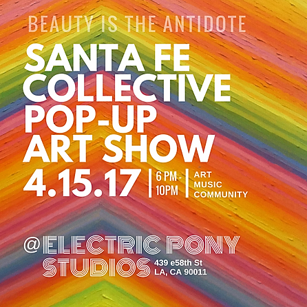 Santa Fe Collective @ Electric Pony Studios
