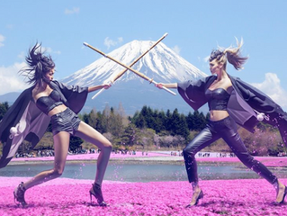 We're really into photographer, Chen Man who shot at Electric Pony Studios.  How does it make yo