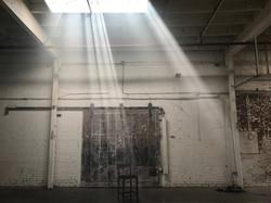 Electric Ponyeles Warehouse Skylight