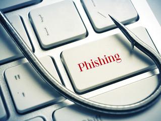 ¿Qué hacer si somos víctimas de Phishing?