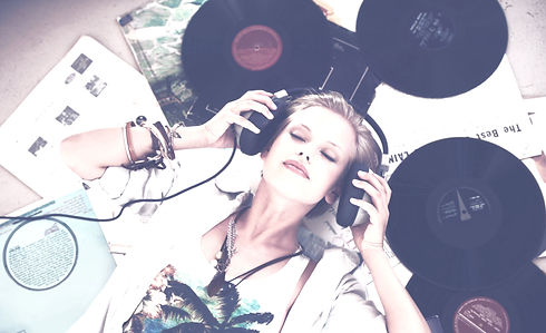 Woman Surrounded by Records_edited.jpg